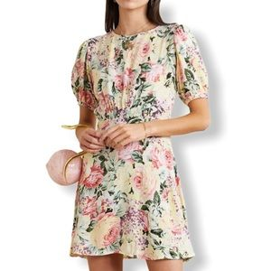 Faithful the Brand Sidonie Mini Dress